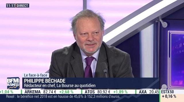 """Philippe Béchade: """"Moi j"""