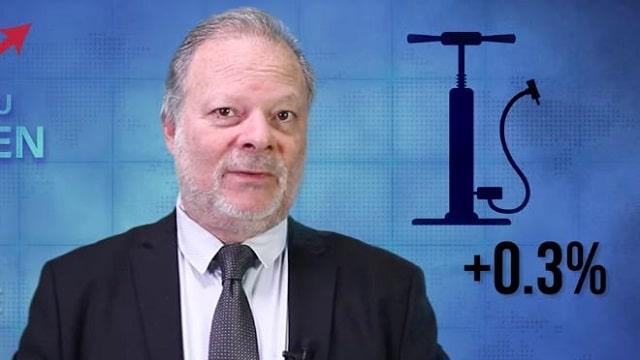 """Philippe Béchade: """"Le chiffre des créations nettes d"""