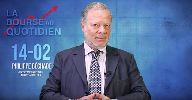 """Philippe Béchade – Séance du Jeudi 14 Février 2019: """"Il n"""