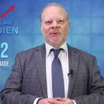 """Philippe Béchade – Séance du Vendredi 15 Février 2019: """"Une croissance divisée par deux, une inflation nulle…"""""""