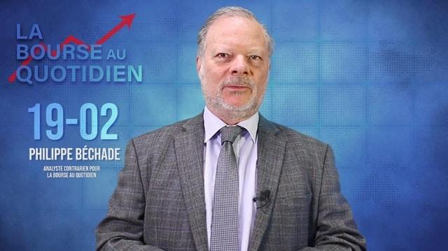 """Philippe Béchade – Séance du 19/02/19: """"Vous voulez une mutuelle qui rembourse intégralement ? La mutuelle du parlement..."""""""