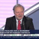 """Philippe Béchade: """"Cet activisme verbal des banques centrales découle d'une économie atteinte d'un sacré cancer de la dette qui métastase et qui métastase !!"""""""