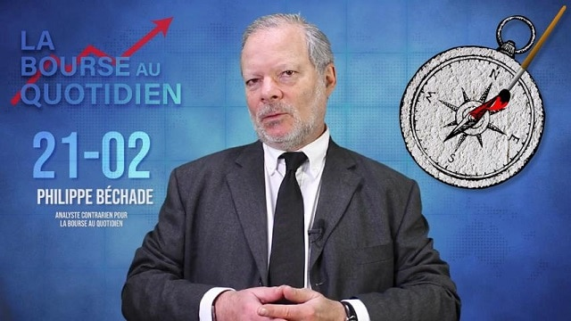 """Philippe Béchade – Séance du Jeudi 21 Février 2019: """"Comme les marchés, fiez-vous à la boussole en plâtre de la FED"""""""
