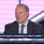 """Philippe Béchade: """"Alors que tous les fondamentaux sont pourris, nous assistons à l'un des plus violents rebonds du 21ème siècle !"""""""