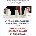 """Simone Wapler: """"Et hop ! 500 M€ d'impôts nouveaux"""""""