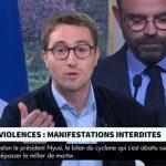 """Antoine Léaument: Gilets Jaunes: """"Je veux parler de ces violences dont on ne parle jamais…"""""""