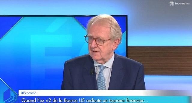 """Georges Ugeux: """"Les épargnants ont été spoliés par les banques centrales !"""""""