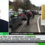 """Benjamin Cauchy: Gilets Jaunes: """"Notre gouvernement ne fait rien pour notre pouvoir d'achat et les français se font massacrer dans leur portefeuille au quotidien !!"""""""