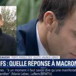 """Benjamin Cauchy: Gilets Jaunes – Prix: """"Rien ne change. Tout augmente !! Voilà la réalité !!!"""""""