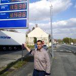 """Benjamin Cauchy: """"Le prix du carburant étrangle les français. Il faut rendre l'argent aux français !"""""""