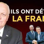 """François Asselineau: """"On a à la tête de l'état quelqu'un qui détruit ouvertement la France sans aucune pudeur !"""""""
