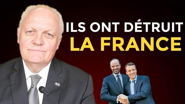 """François Asselineau: """"On a à la tête de l"""