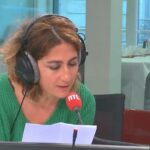 """Isabelle Saporta: """"Non à la privatisation de nos barrages hydroélectriques ! Ca suffit de bazarder le patrimoine français, et en plus, là, c'est dangereux !"""""""