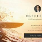 Nicolas Chéron – Binck Hebdo du Mardi 05 Mars 2019: « Macro and Money management »