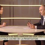"""Olivier Delamarche: """"Aujourd'hui dans C'EST CASH, Aéroports de Paris, Française des Jeux, Engie: la face cachée des privatisations !"""""""