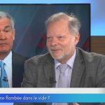 """Indices boursiers: une flambée dans le vide ?…. Avec Philippe Béchade: """"Marchés sous Morphine, la désintoxication est devenue impossible !"""""""