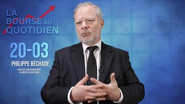 """Philippe Béchade – Séance du Mercredi 20 Mars 2019: """"Les tornades, les inondations, les incendies : c"""