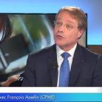 François Asselin: «Si on veut pouvoir toucher une pension décente, il faudra reculer l'âge de départ à la retraite !»