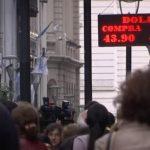 Tempête en Argentine: le peso s'effondre face au dollar. Le spectre de la faillite de 2001 resurgit !!