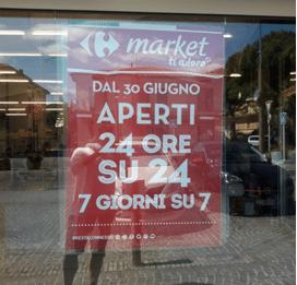 50 % des hypermarchés Carrefour en fortes pertes !
