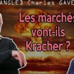 "Warning: Charles Gave: ""Les conditions d'un Krach boursier sont en train d'être réunies !"""