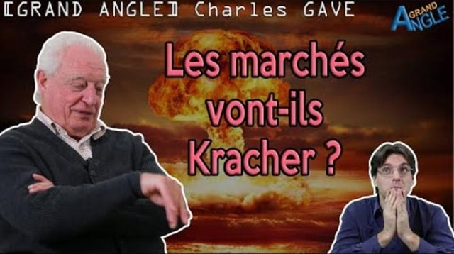 """Warning: Charles Gave: """"Les conditions d"""
