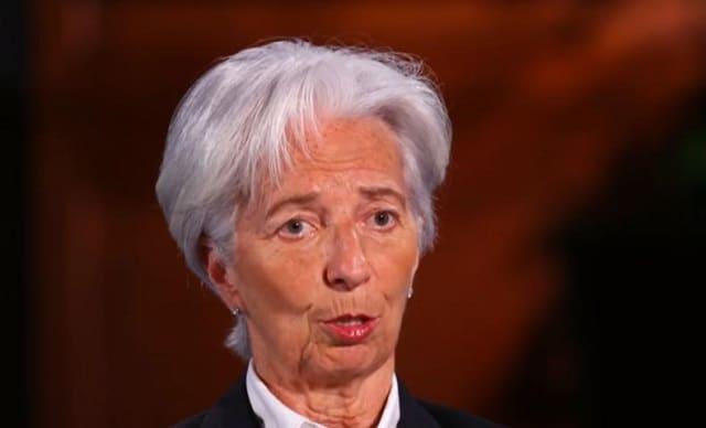 Pour Christine Lagarde « la crise va « changer profondément » nos économies »