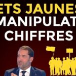 GILETS JAUNES: La Manipulation des Chiffres… Avec Philippe Béchade et Benjamin Cauchy