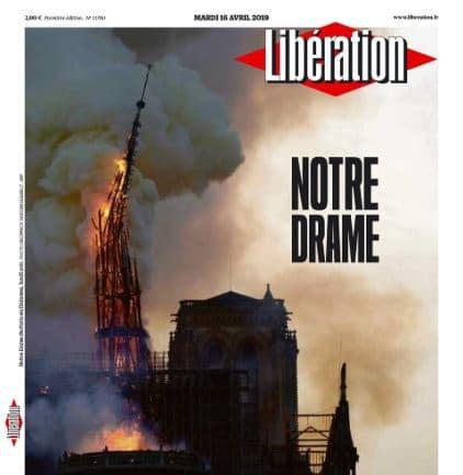 """Charles Sannat: """"Les ruines de Notre Dame sont à l'image de notre pays en ruine"""""""