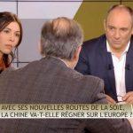 """Olivier Delamarche: """"Aujourd'hui dans C'EST CASH,… Avec ses nouvelles routes de la soie, la Chine va-t-elle régner sur l'Europe ?"""""""
