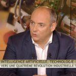"""Olivier Delamarche: """"Comme on ne trouve plus d'intelligence naturelle, aujourd'hui dans C'EST CASH… on va vous parler d'intelligence artificielle !!"""""""