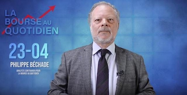 """Philippe Béchade – Séance du Lundi 23 Avril 2019: """"Pour une trêve de Pâques, ça c"""