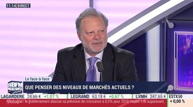 """Philippe Béchade: """"16 semaines et demi de hausse consécutives sans aucun retracement, ça n"""