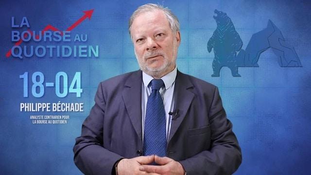 """Philippe Béchade – Séance du Jeudi 18 Avril 2019: """"Si il devait y avoir une résurrection en ce week-end de Pâques..."""""""
