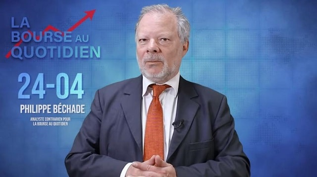 "Philippe Béchade – Séance du Mercredi 24 Avril 2019: ""Si c"