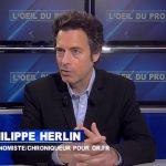 """Philippe Herlin: """"La situation actuelle est suffisamment inquiétante qu'il serait sage de commencer à accumuler tranquillement de l'or !"""""""