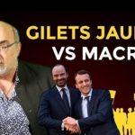 """Pierre Jovanovic: """"Macron vient de l'ENA, l'école de l'enfumage. Sa conférence de Presse… du grand blabla !"""""""