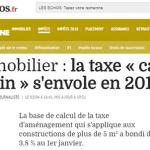 Nicolas Perrin: «Taxes, impôts, contributions, cotisations… et si on comptait ?»