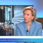 Virginie Calmels: «L'immobilier est l'un des actifs les plus taxés en France !»