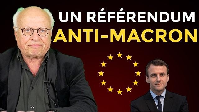 Elections européennes 2019: Un Référendum Anti-Macron ?... Avec André Bercoff