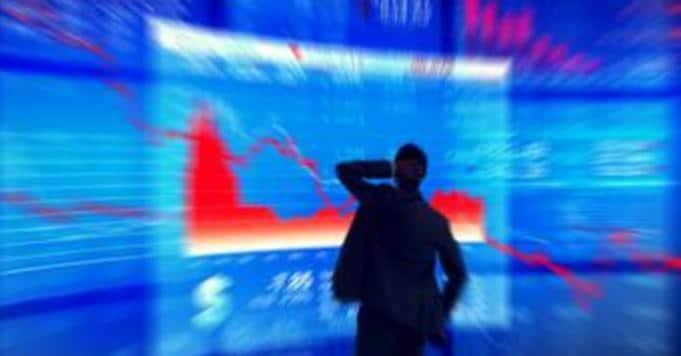 """Nicolas Chéron: Récession: """"les banques centrales font tout pour éteindre l'incendie, mais il semble déjà trop tard !"""""""