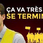 François Boulo – Gilets Jaunes: «Ca Va Très Mal Se Terminer !»