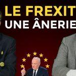 """François Boulo: """"L'U.E est en train d'exploser ou d'imploser… de toute façon la catastrophe est imminente !"""""""
