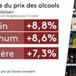 La loi alimentation fait flamber le prix de l'alcool