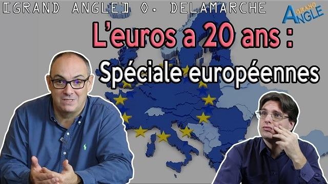 Pour qui voter ? Le bilan de 20 ans de politique européenne sans filtre ! Olivier Delamarche