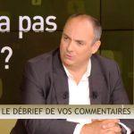 """Olivier Delamarche: """"Je ne sais pas quand ça va se terminer mais je sais que l'Euro est bel et bien mort !!"""""""