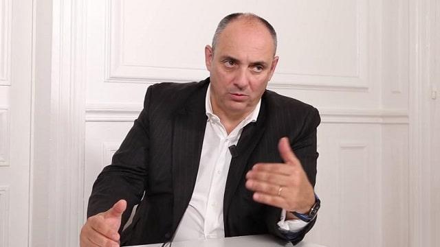 Olivier Delamarche: chiffres de L'INSEE sur l