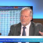Marchés: quand les taux retournent vers leurs planchers historiques… Avec Philippe Béchade