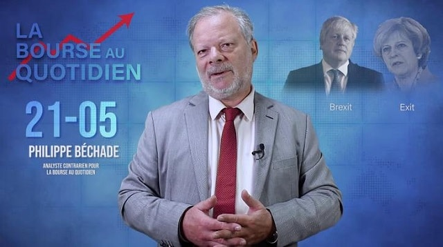 "Philippe Béchade – Séance du Mardi 21 Mai 2019: ""Fin Mai, il n"
