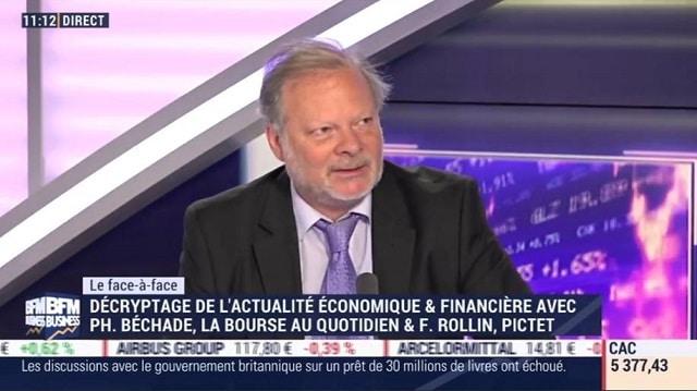 """Philippe Béchade: """"Etats-Unis: On a une masse de dettes partout,...l"""